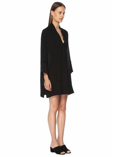 Scenario Elbise Siyah